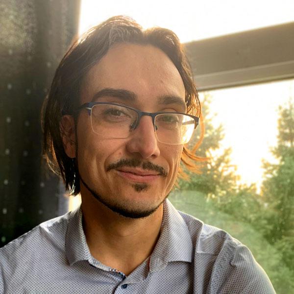 Alex Bouchard, Strategy Lead